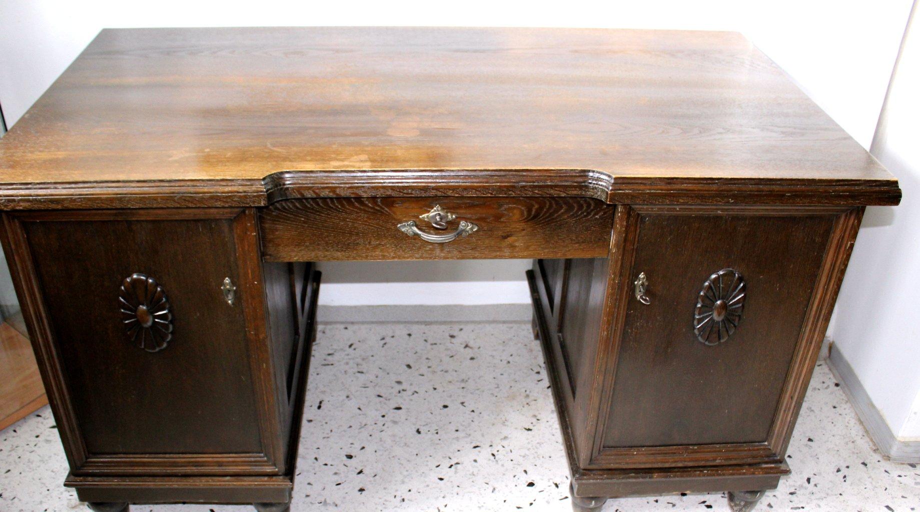 Schreibtisch 30er Jahre-1