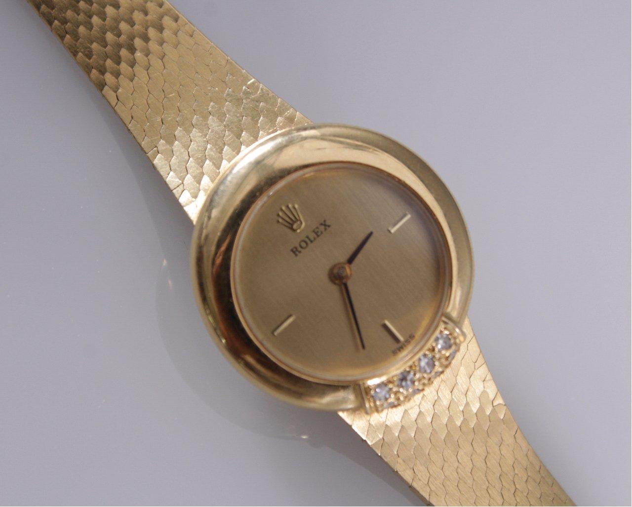 Rolex Damenarmbanduhr A 277-51-1