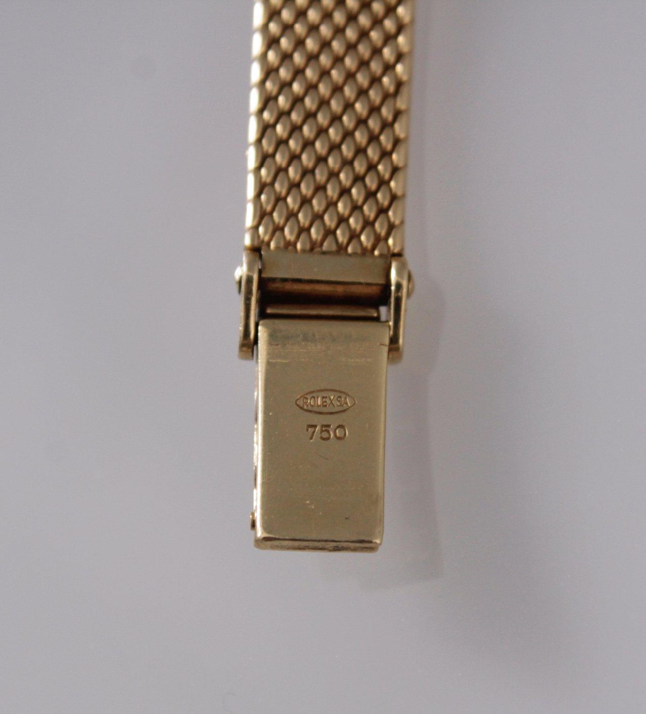 Rolex Damenarmbanduhr A 277-51-4