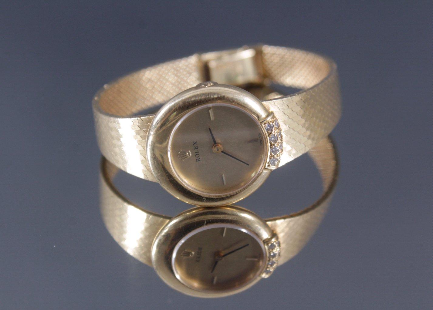Rolex Damenarmbanduhr A 277-51-5