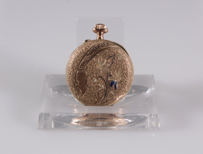 Damen-Taschenuhr um 1900-1