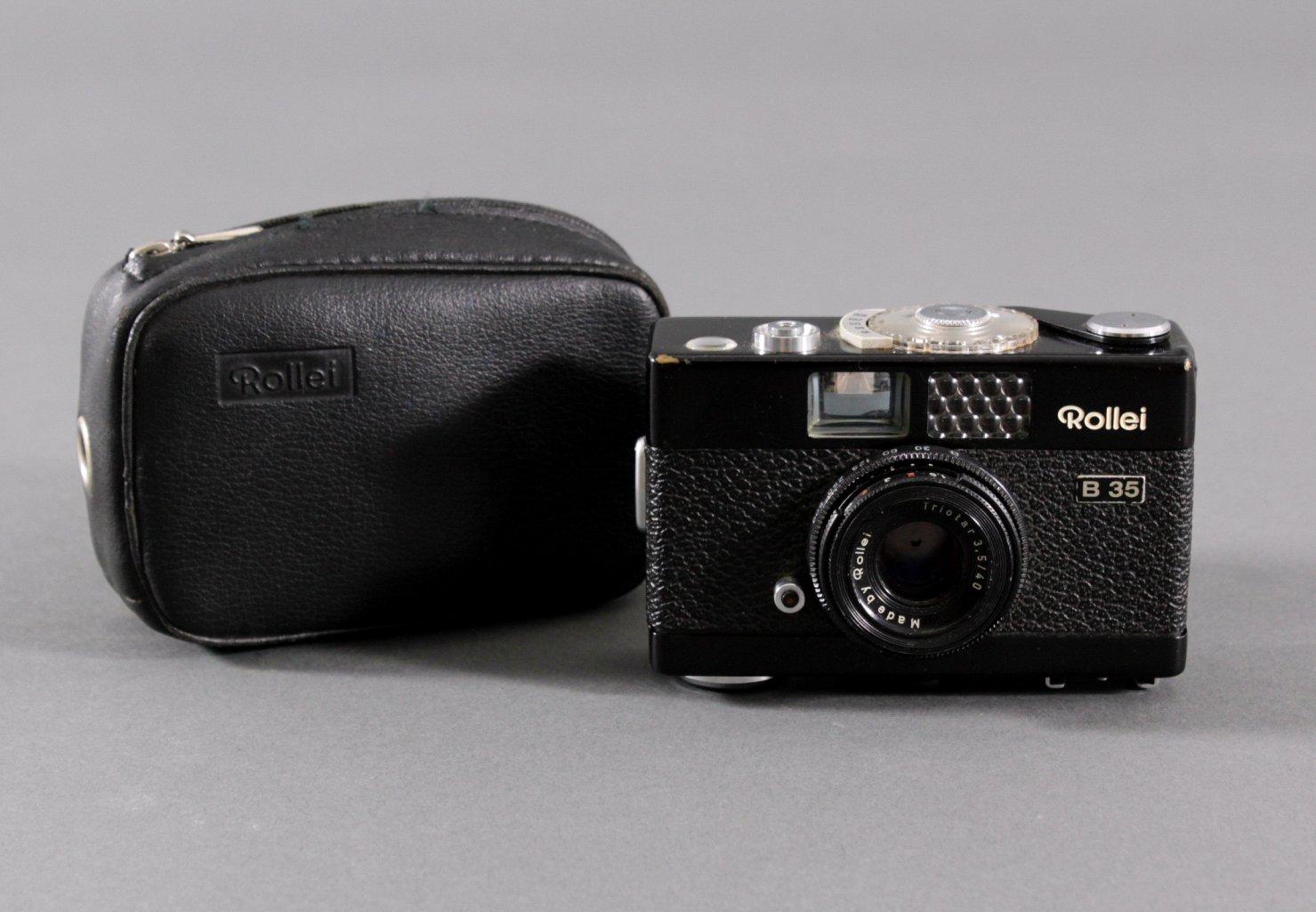 Rollei B35 Kamera
