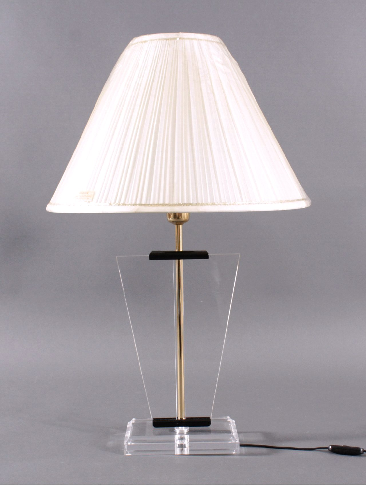 Tischlampe wohl 70er Jahre