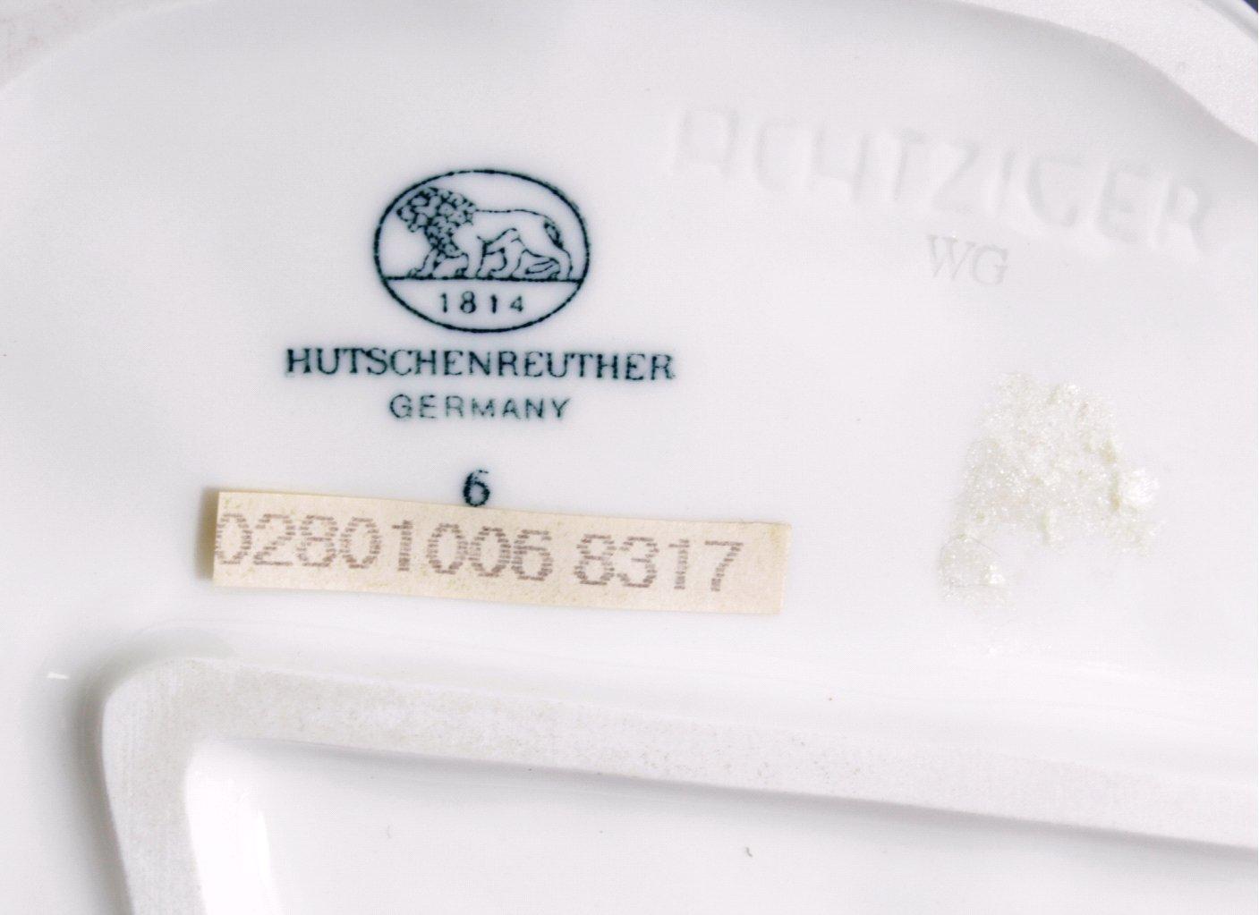 Große Figurengruppe, Hans Achtziger für Hutschenreuther-4