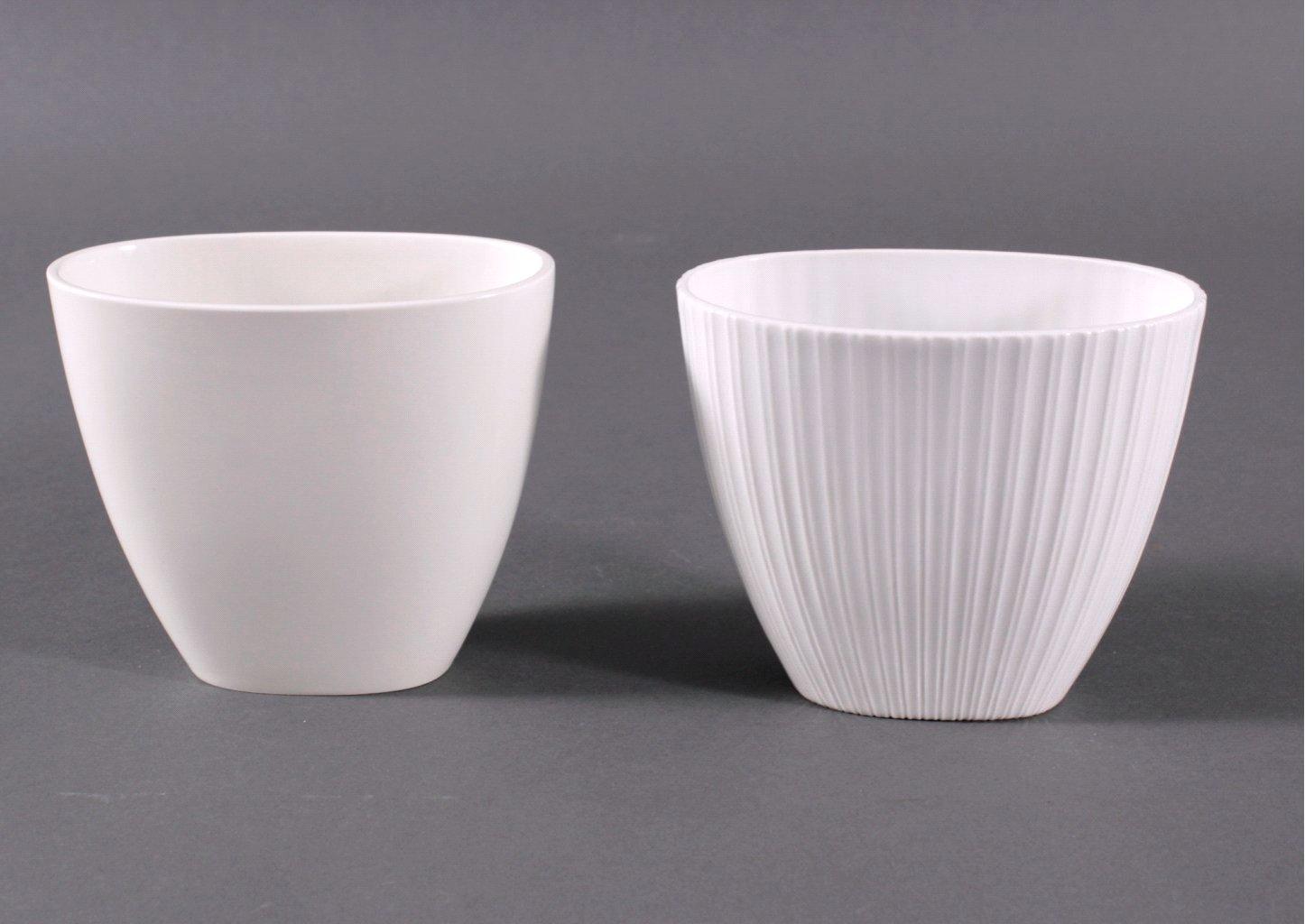 2 ovale KPM Vasen