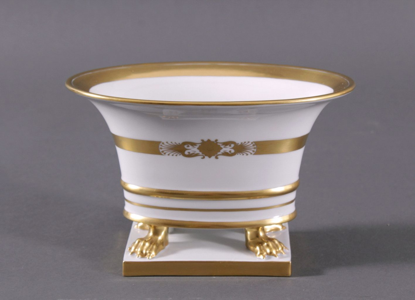 Herend Porzellanvase Empire Gold