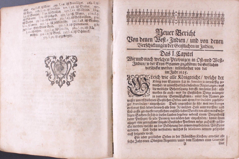 4 Bücher aus dem 16. und 17. Jh., Zusammen im ein Buch-5