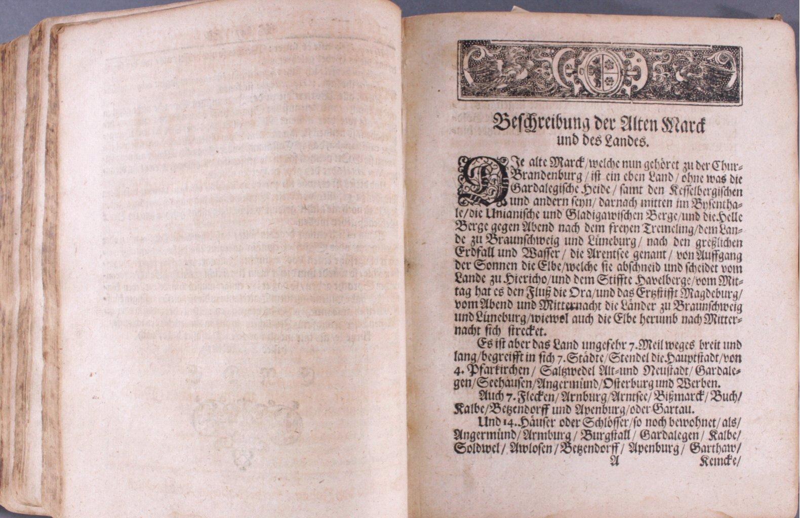 4 Bücher aus dem 16. und 17. Jh., Zusammen im ein Buch-25
