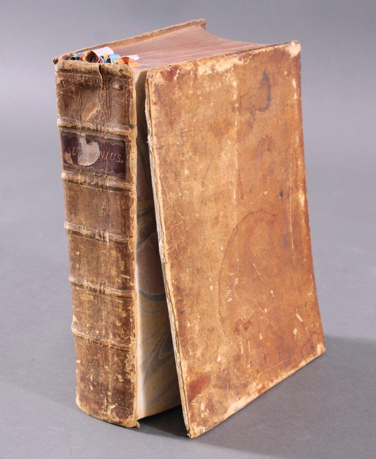 Die Kaiserviten, Gaius Suetonius Tranquillus, 1691