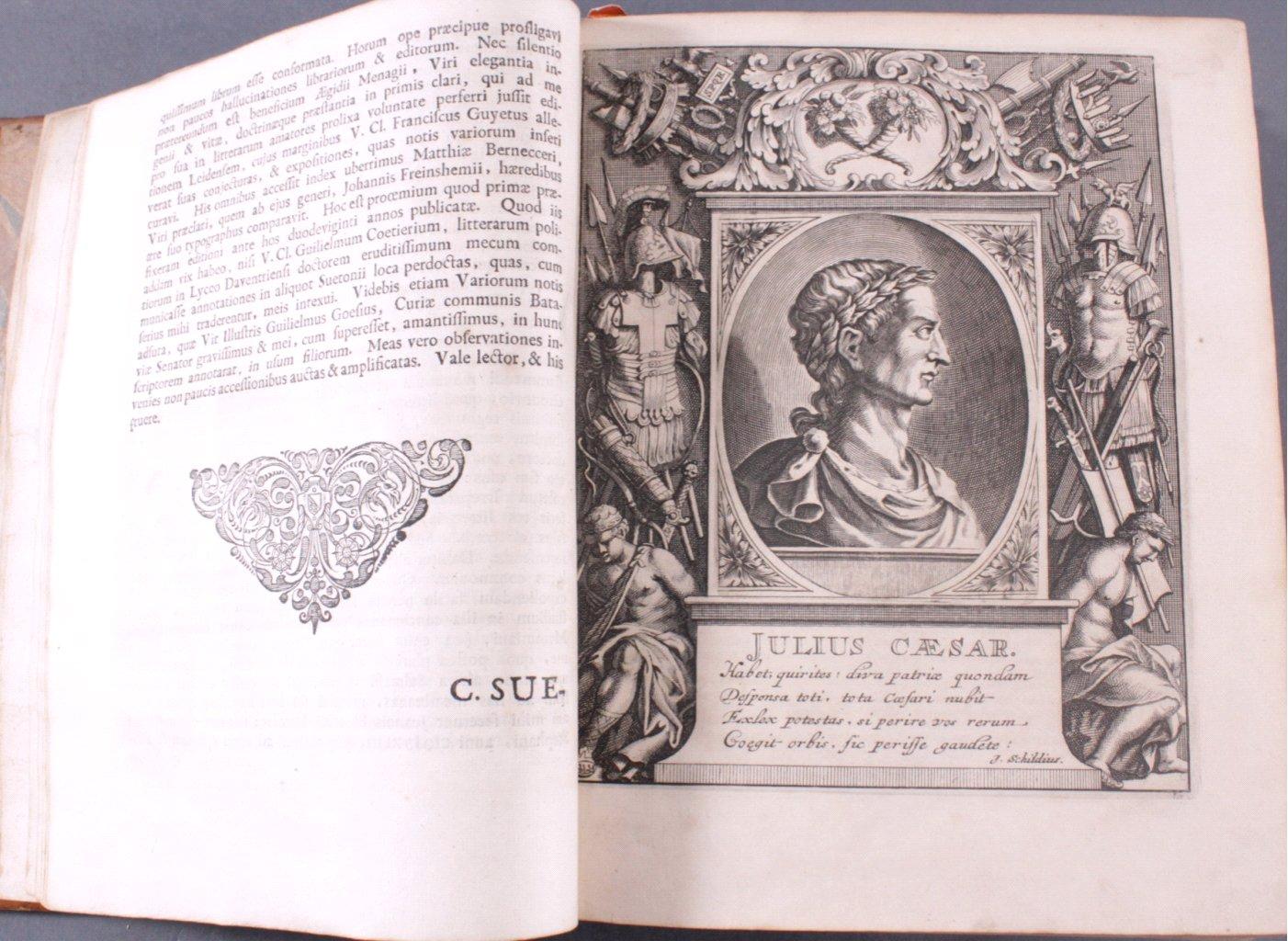 Die Kaiserviten, Gaius Suetonius Tranquillus, 1691-2