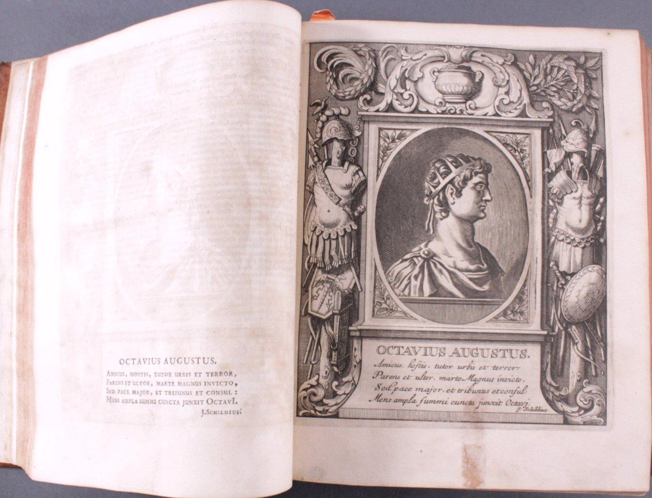 Die Kaiserviten, Gaius Suetonius Tranquillus, 1691-3