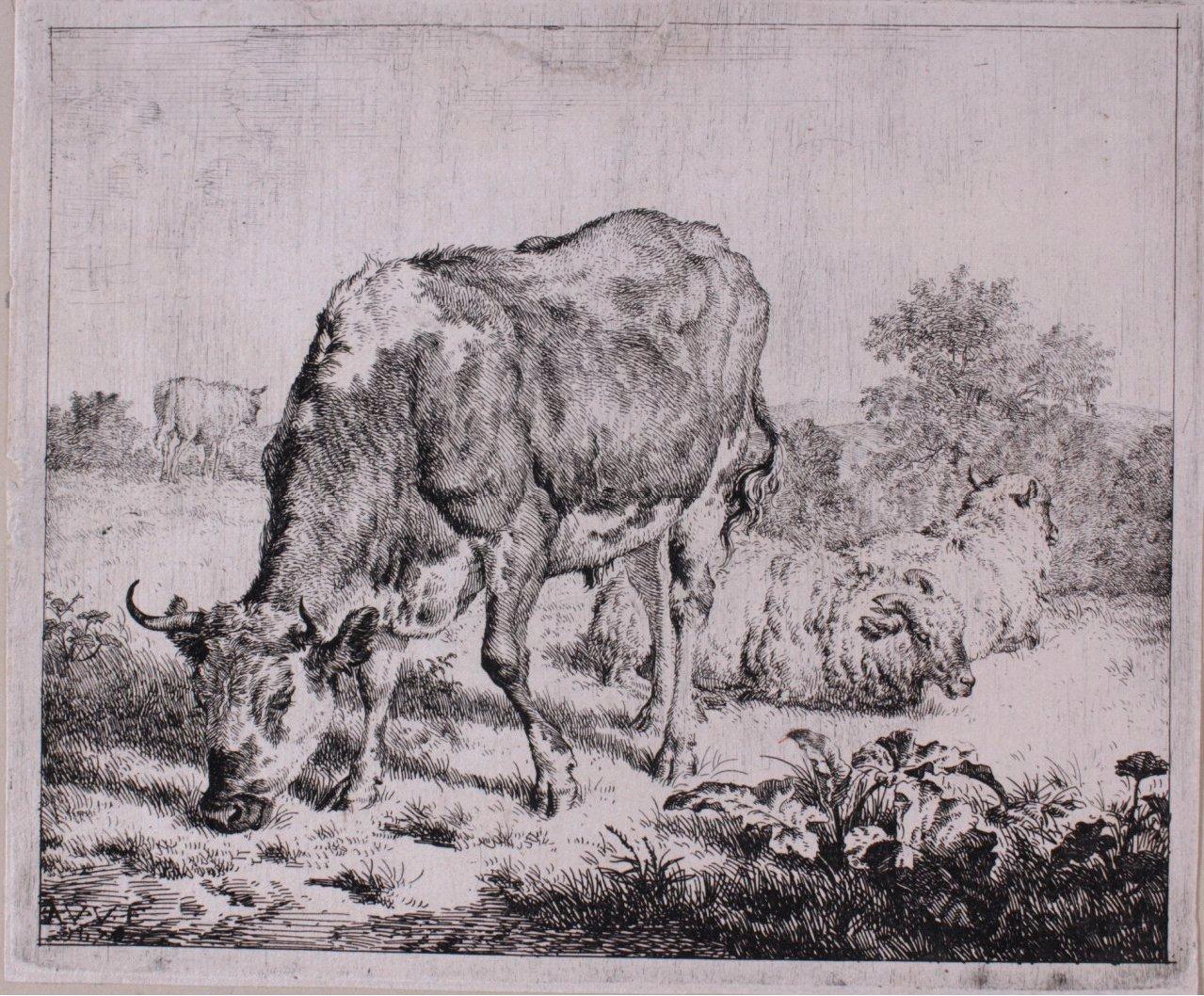 Adriaen van der Velde (1636 – 1672)