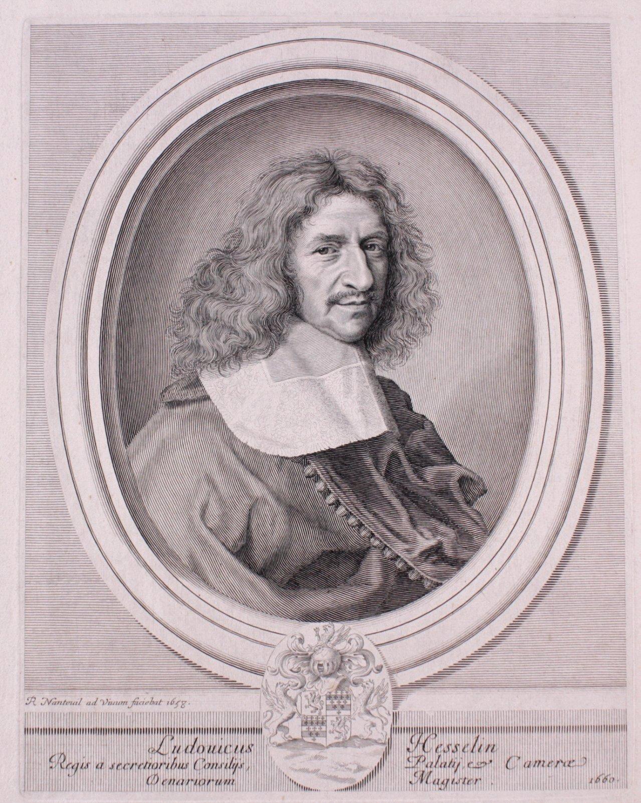 Robert Nanteuil (1623 – 1678)