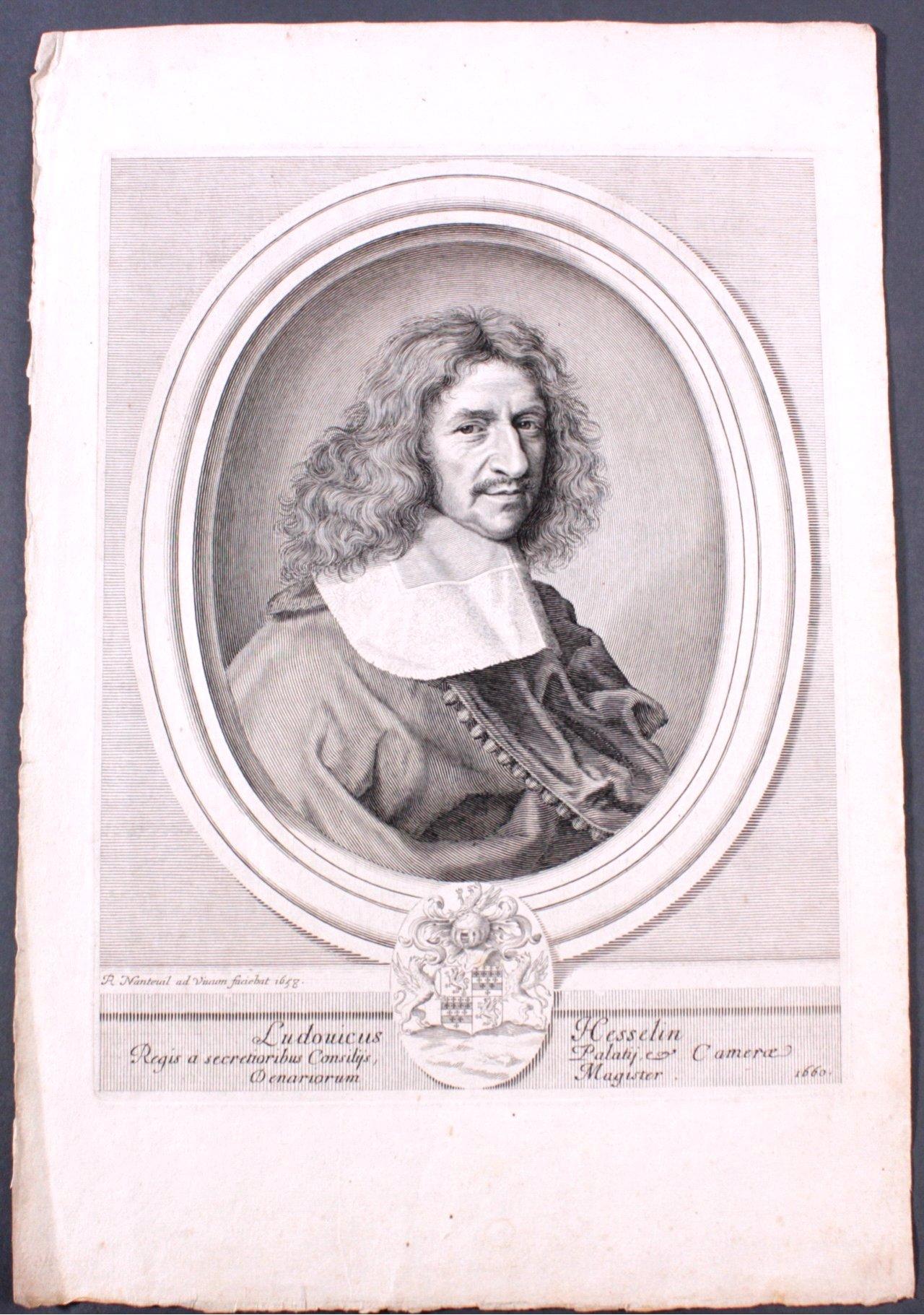 Robert Nanteuil (1623 – 1678)-1