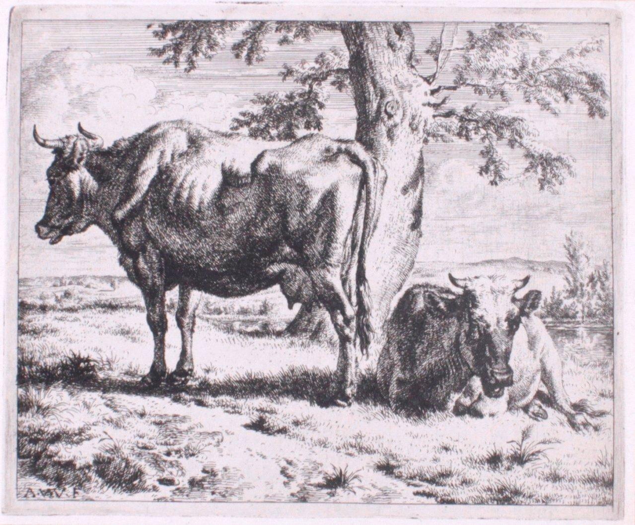 Adriaen van der Velde (1636-1672)