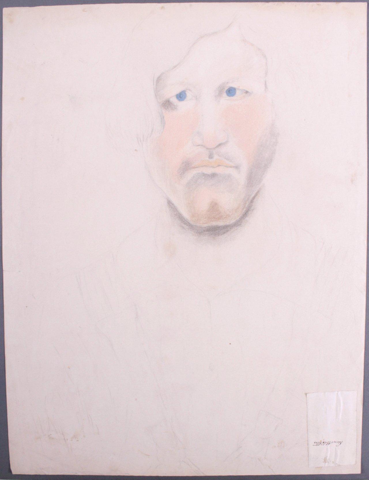 Studie Zeichnung, 19. Jh.-2