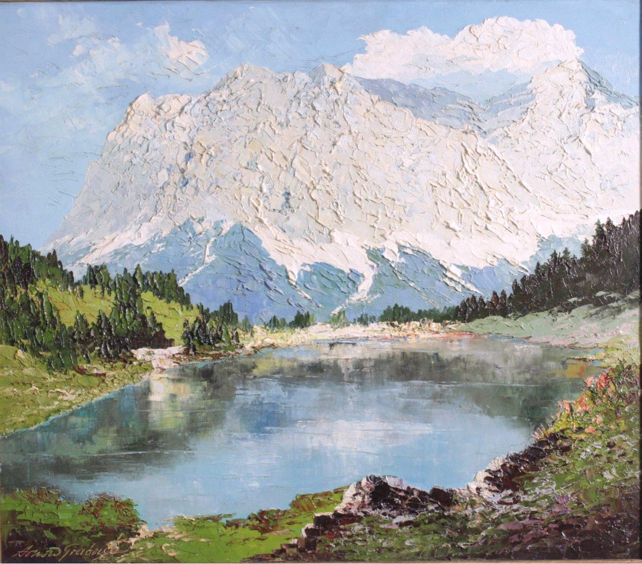 Georg Arnold-Grabone (1896-1982)
