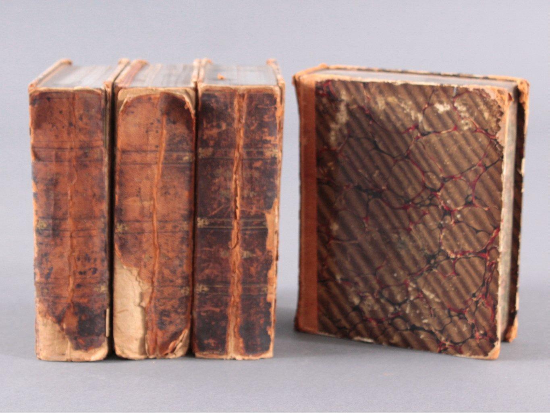 8 Bände aus Schillers sämmtliche Werke in zwölf Bänden, 1868-1