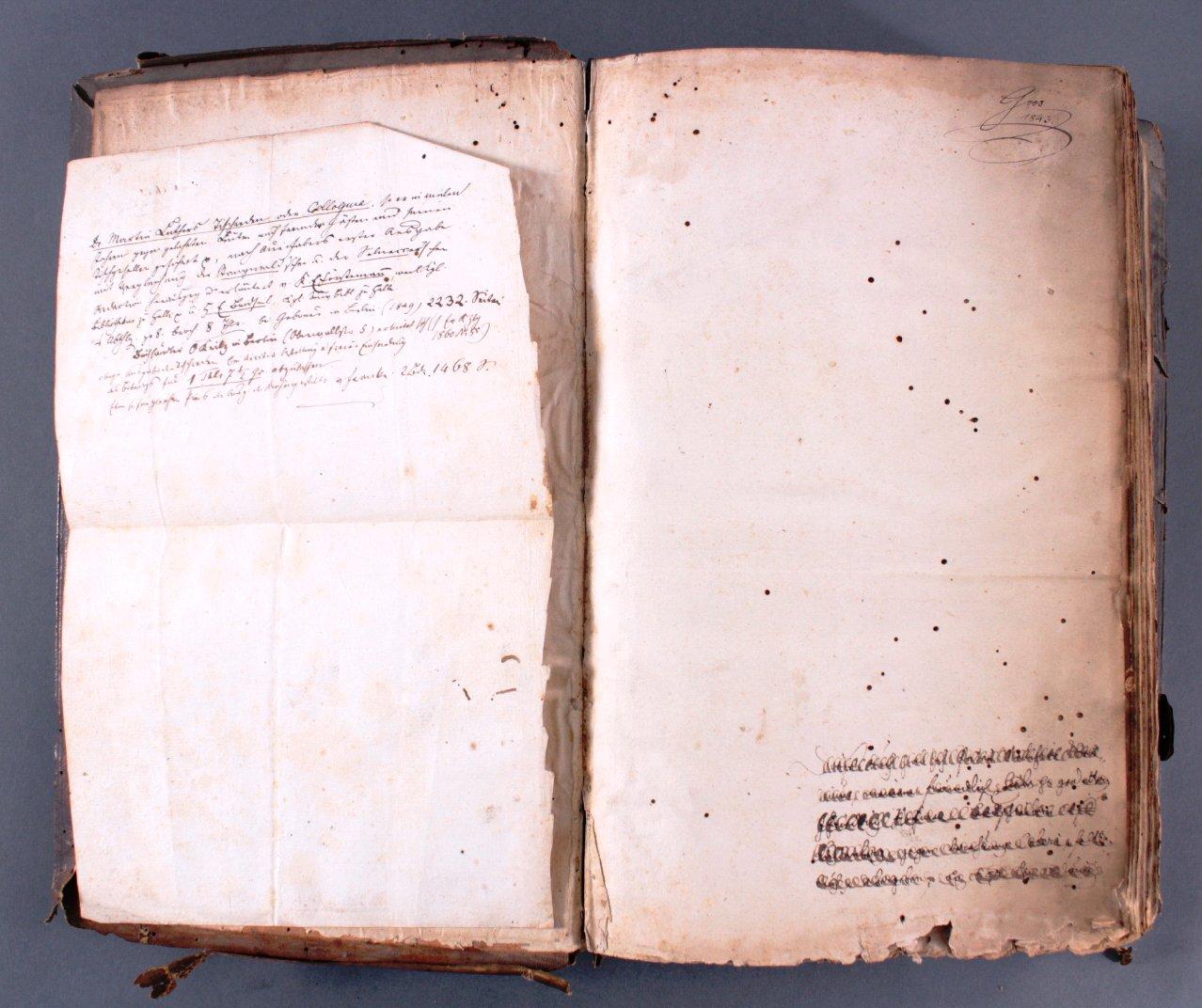 Antiquarisches Buch, Johannes Sleidanus 1608-3