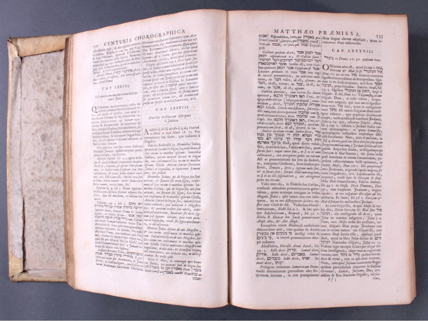 2 Ausgaben Joannis Lightfooti, 1618-2