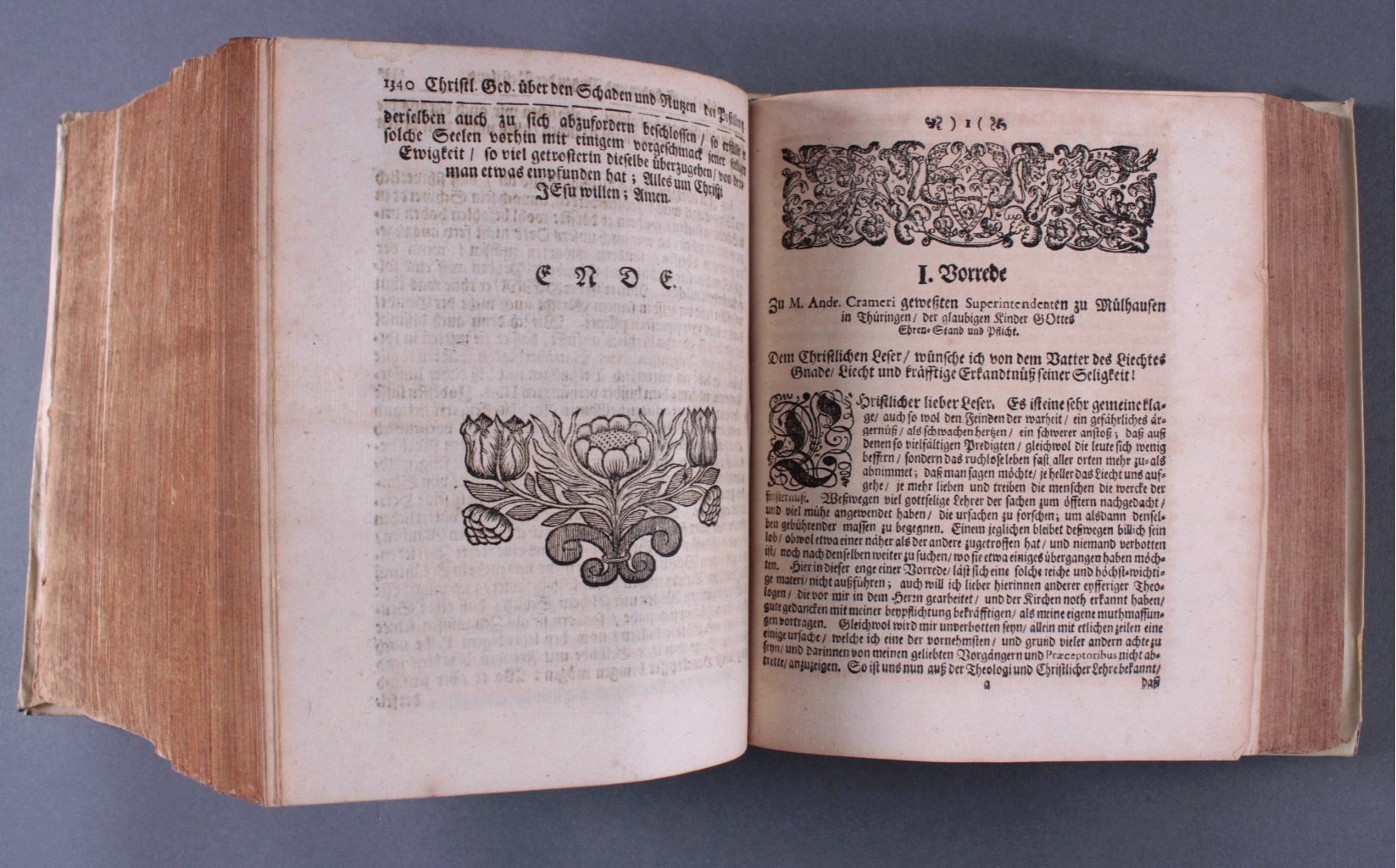 2 Ausgaben Joannis Lightfooti, 1618-8