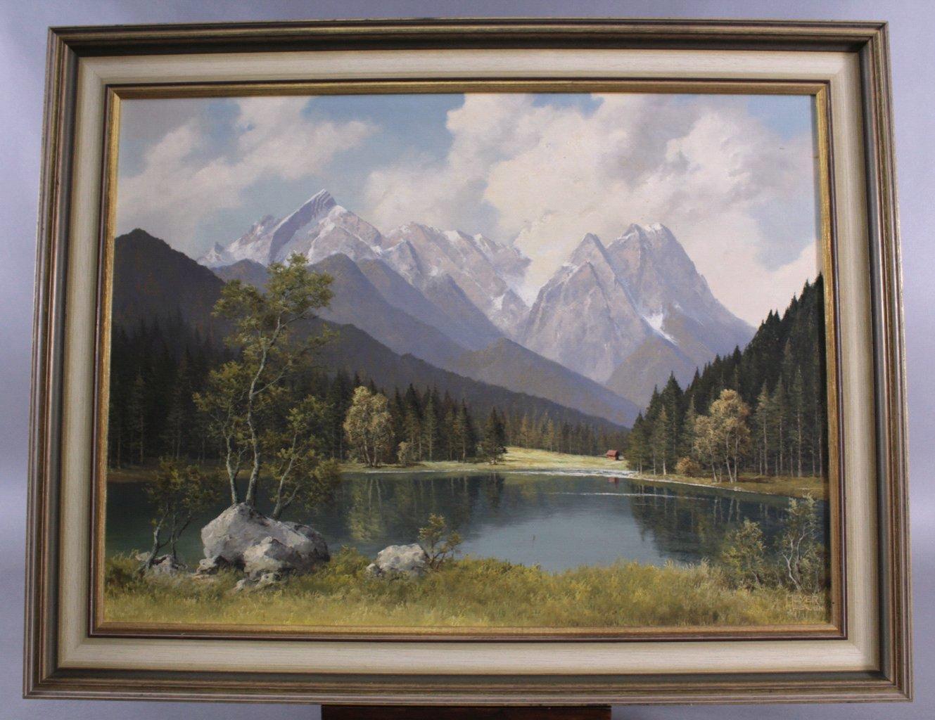 Fritz Meyer (1904-1980 München)