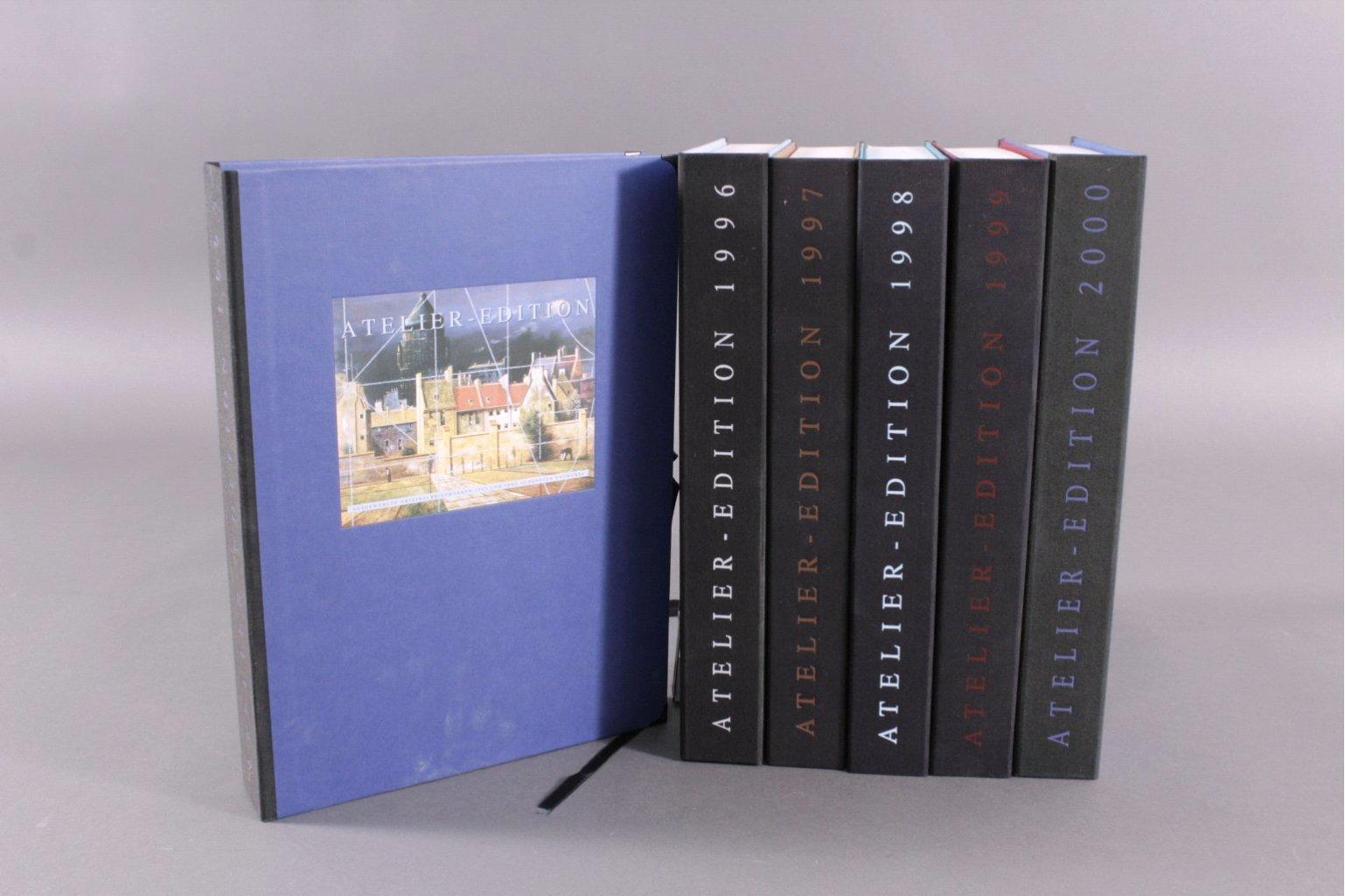 Bund Atelier – Edition 1995 bis 2000