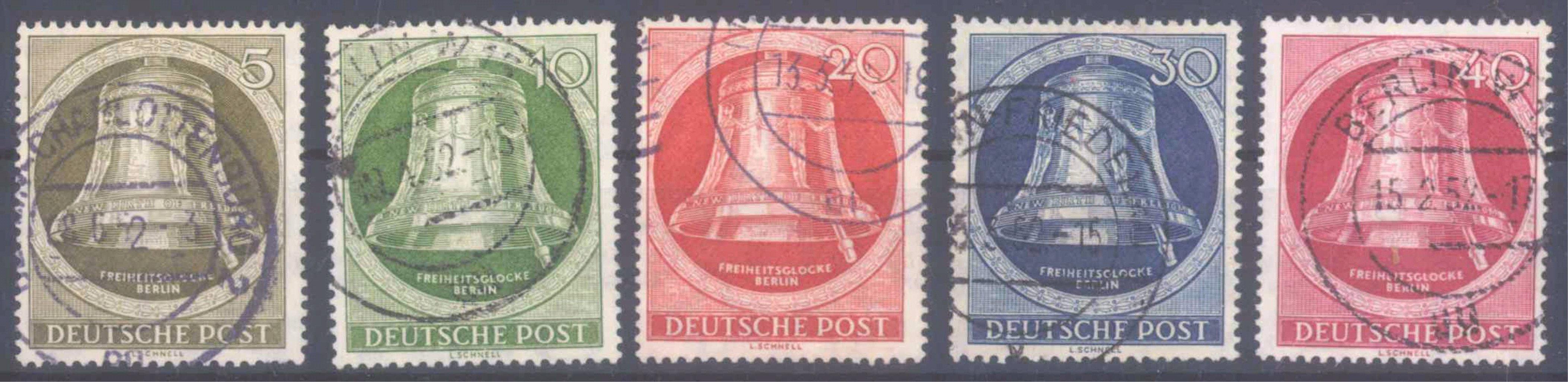 Berlin Freiheitsglocke, Klöppel rechts, Mi 82-86