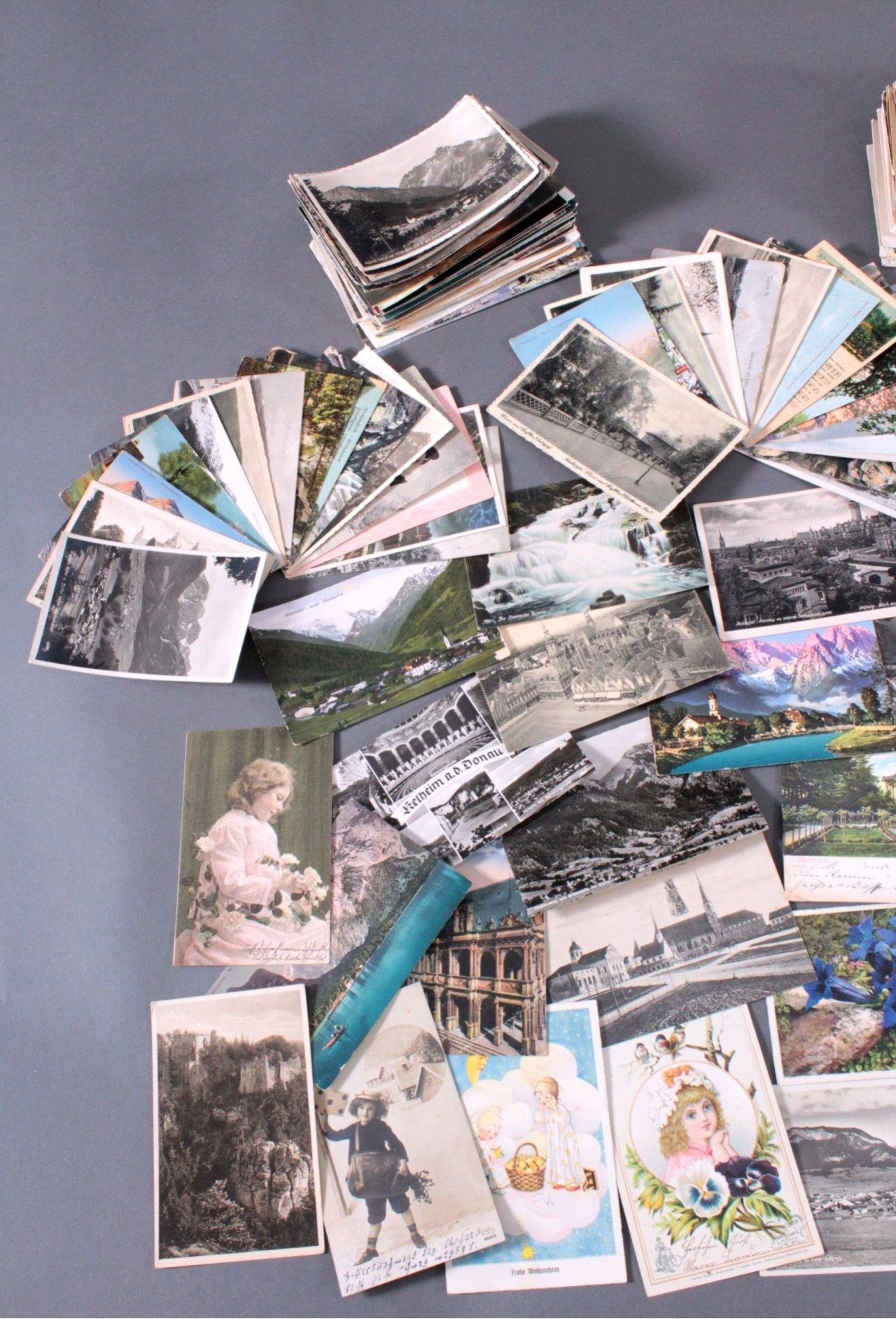 Über 200 Ansichtskarten-2