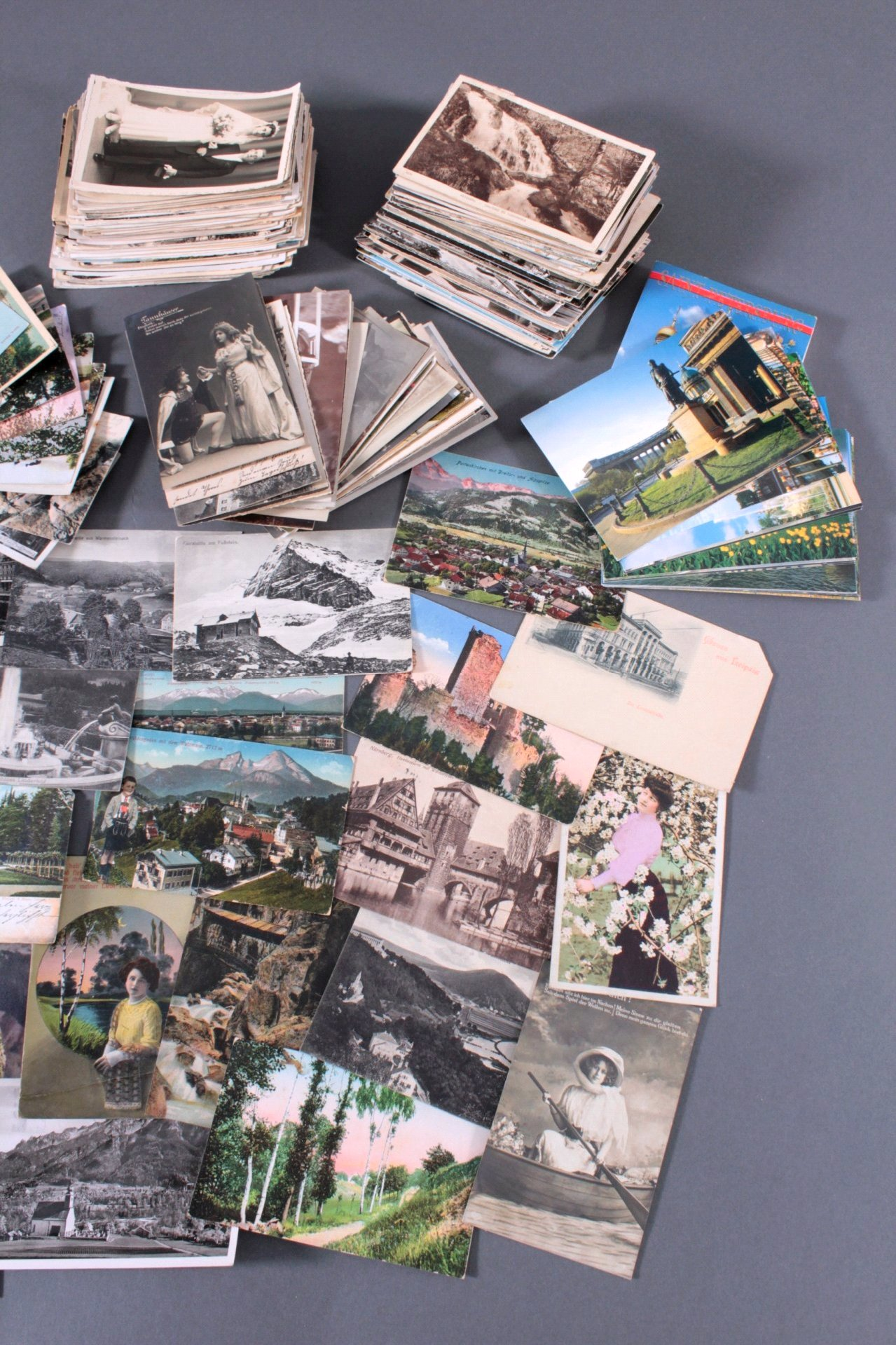 Über 200 Ansichtskarten-3