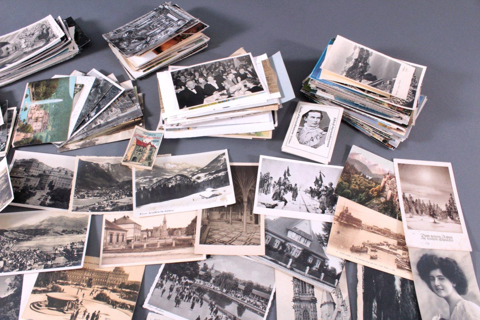 Über 150 Ansichtskarten-2
