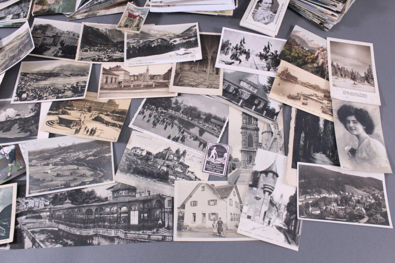 Über 150 Ansichtskarten-3