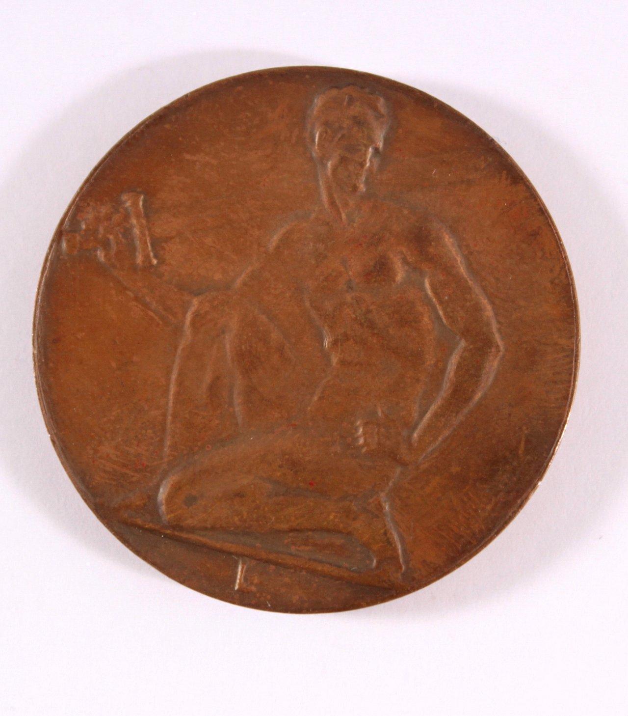 Medaille der Einwohner Bayern