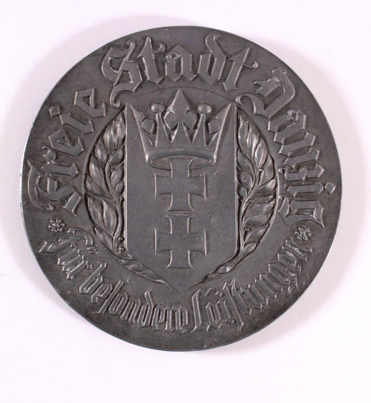 Danzig, Auszeichnung für besondere Leistungen
