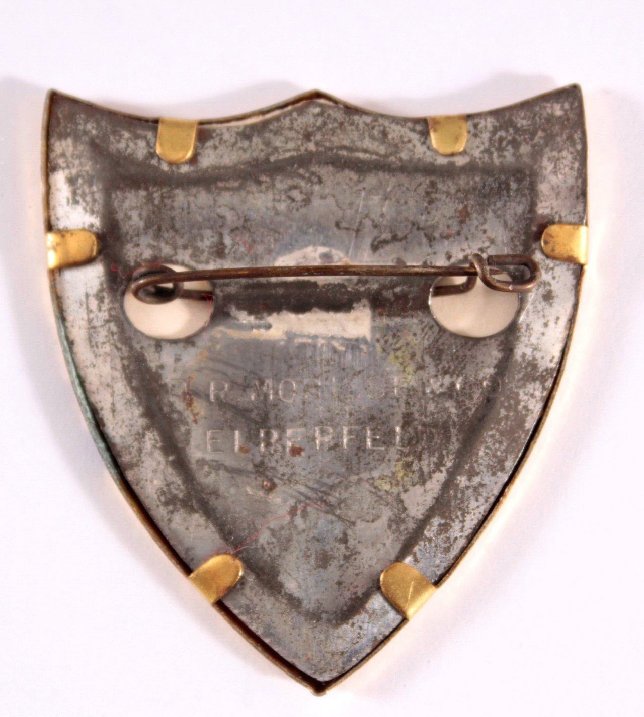 Abzeichen Thüringer SA Reiterappell, Erfurt 1935-1