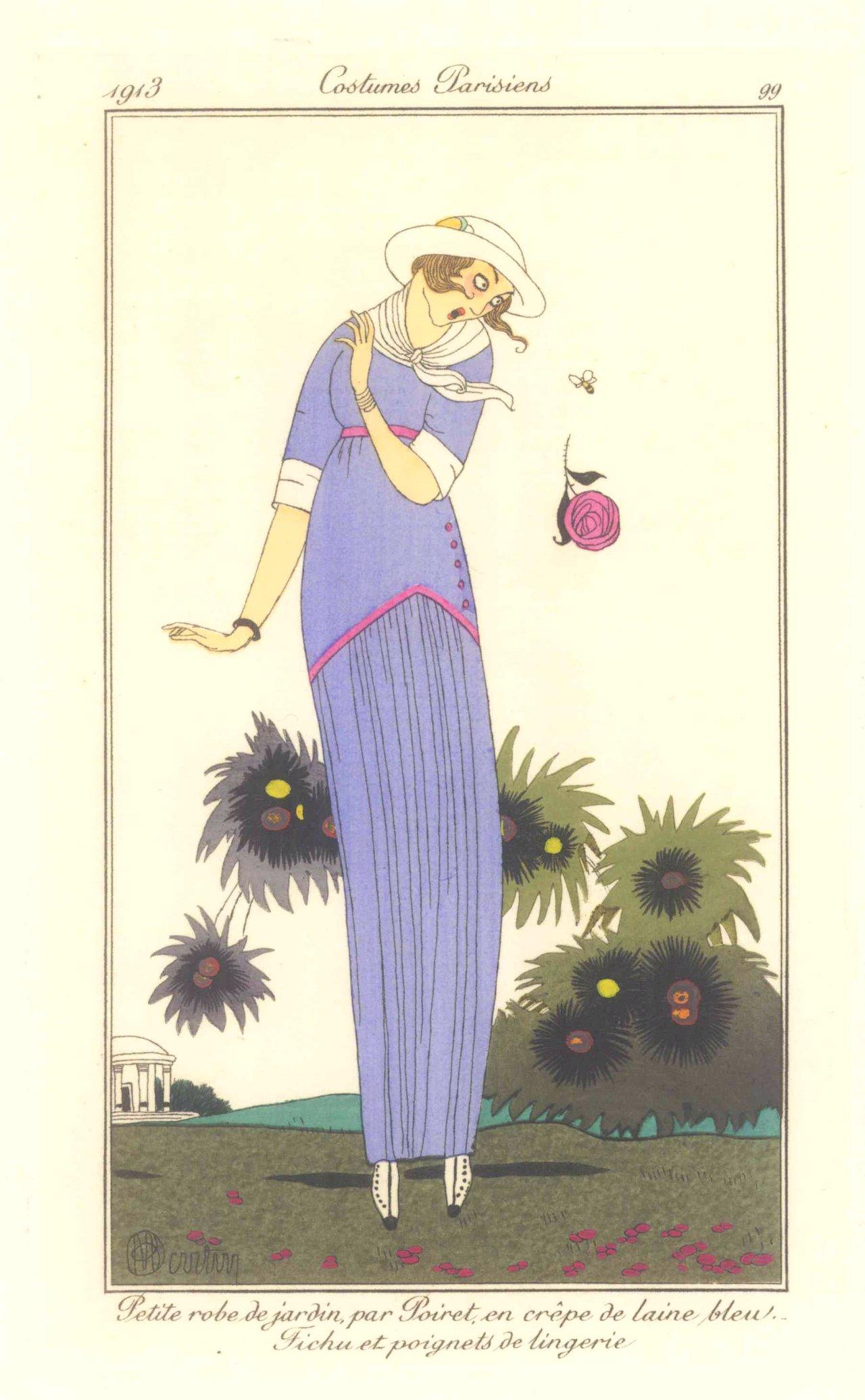 Radierung petit robe de jardin badisches auktionshaus for Robes de jardin
