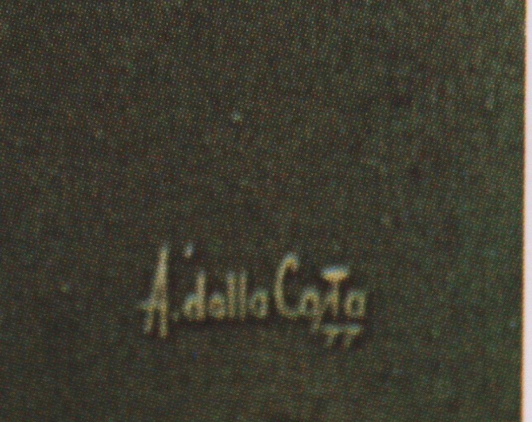 Amletto Della Costa (Mailand 1929 – ) 2 Farboffsetlitho--2