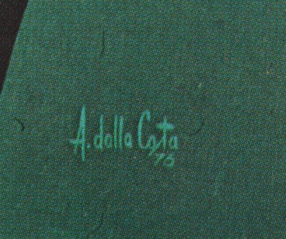Amletto Della Costa (Mailand 1929 – ) 2 Farboffsetlitho--4