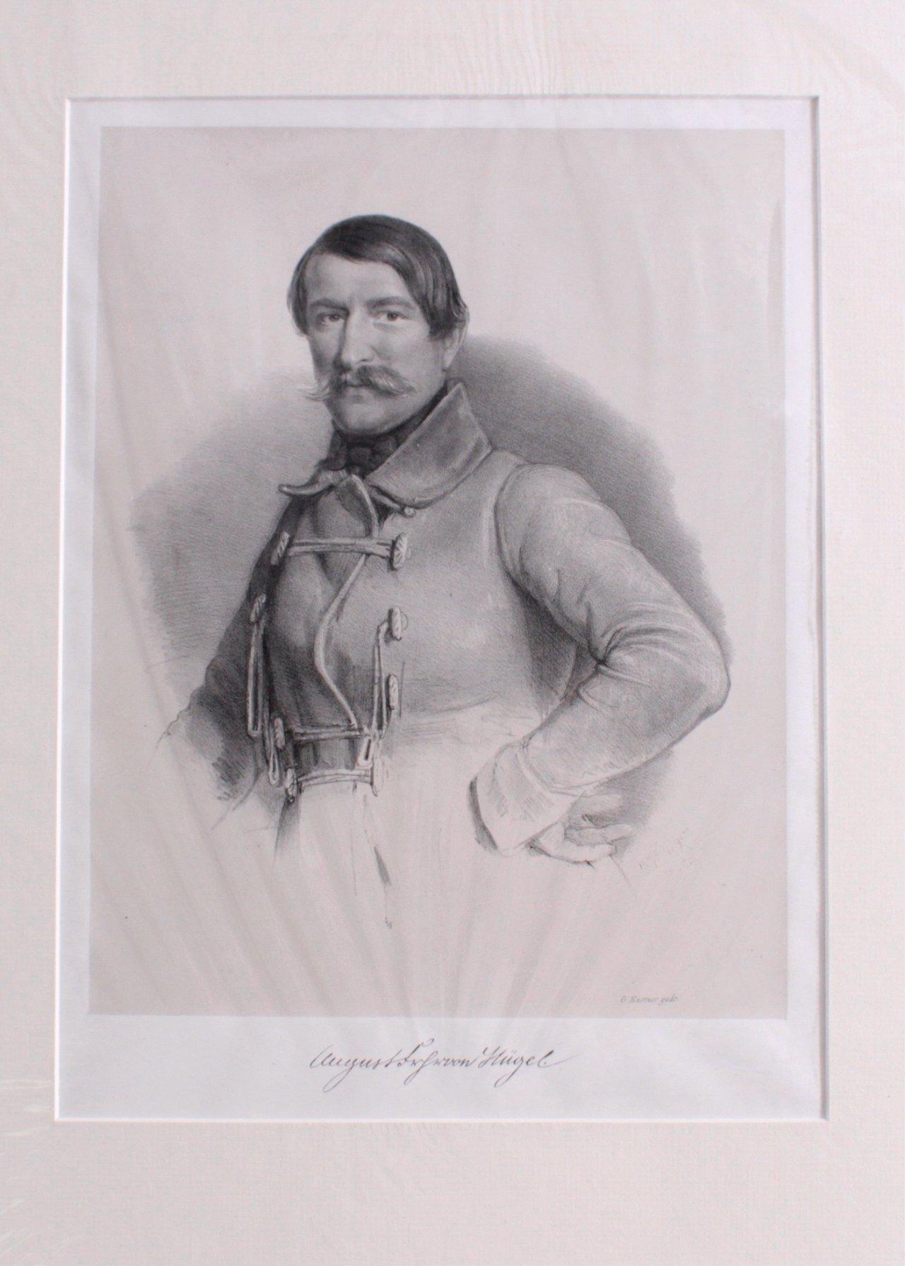 Gottfried Küstner (Stuttgart 1800 – 1864 ebenda)