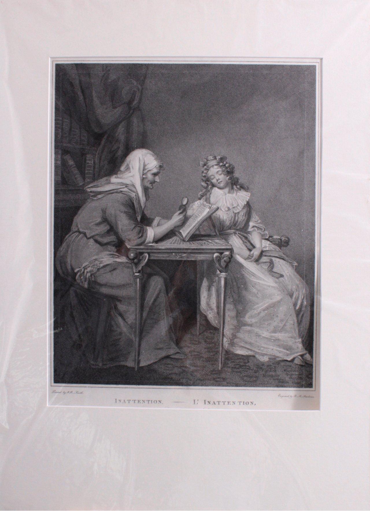 Robert Mitchell Meadows (Cardigan 1763 – 1812 London)-1