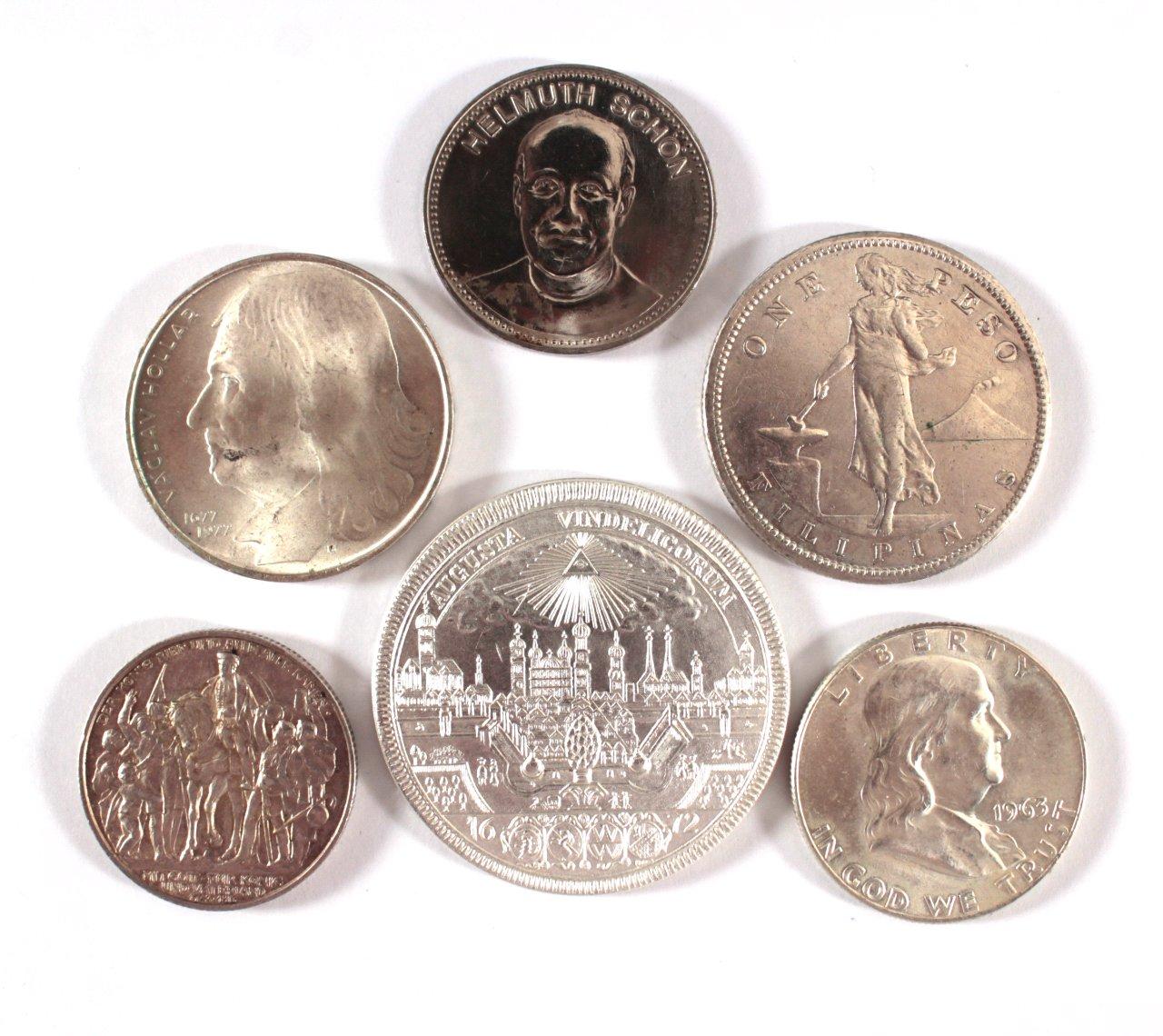 Konvolut Münden und Medaillen
