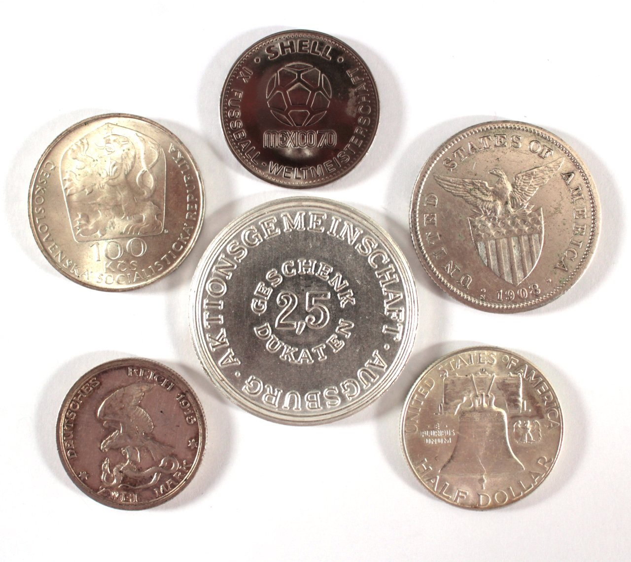 Konvolut Münden und Medaillen-1