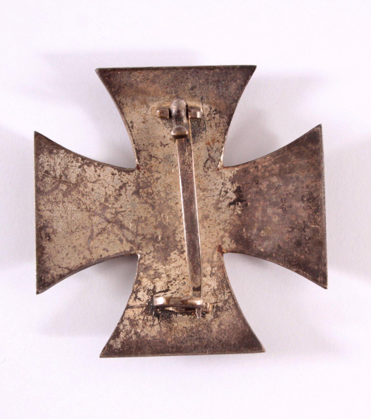 Eisernes Kreuz 1. Klasse 1914-1