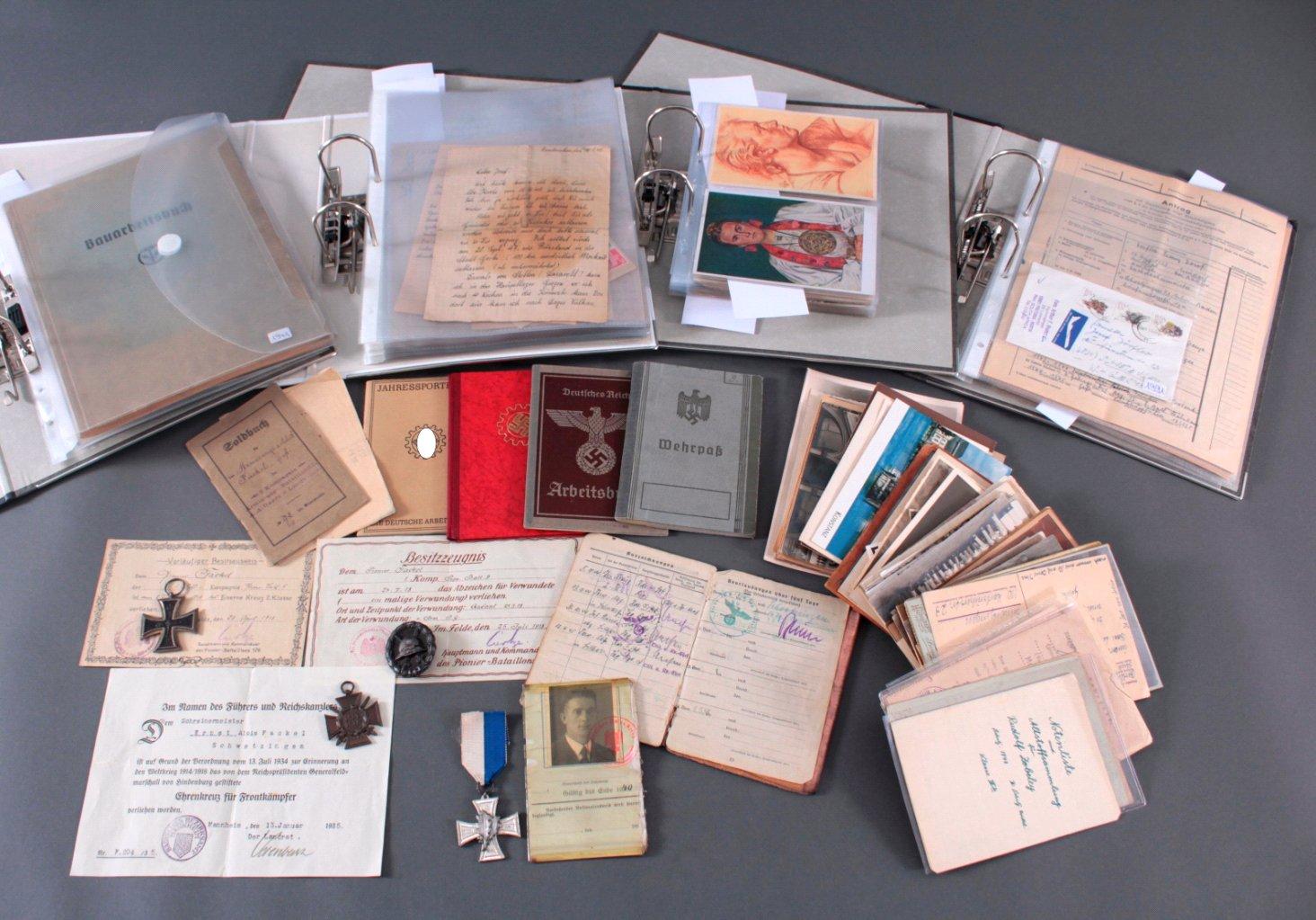 Orden- und Dokumentennachlass