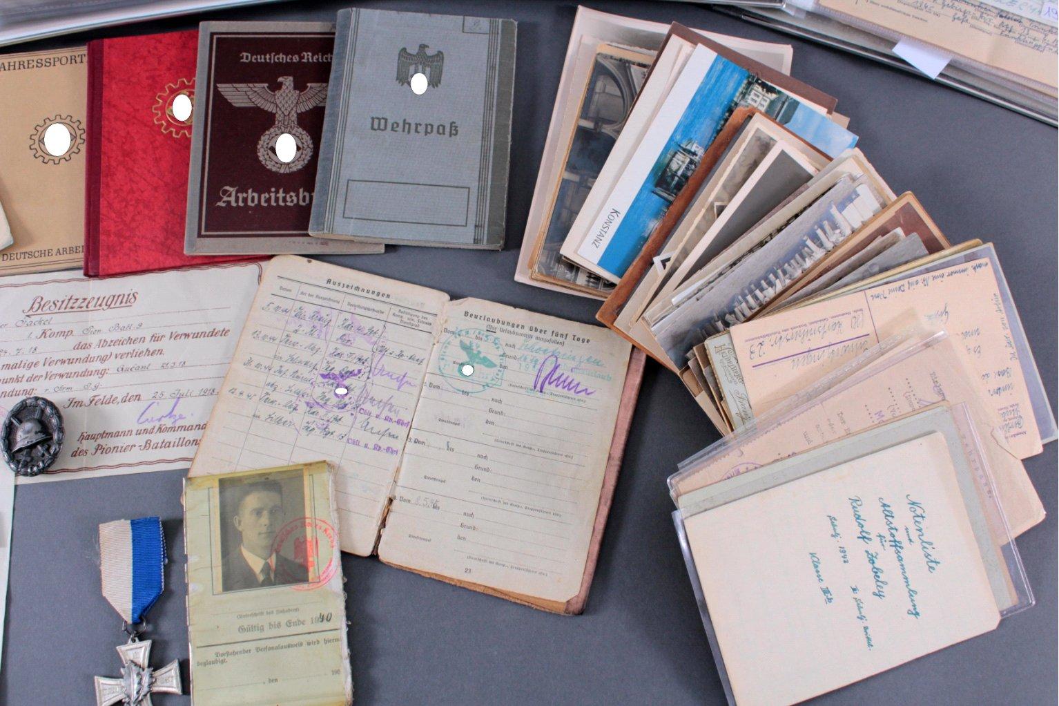 Orden- und Dokumentennachlass-3