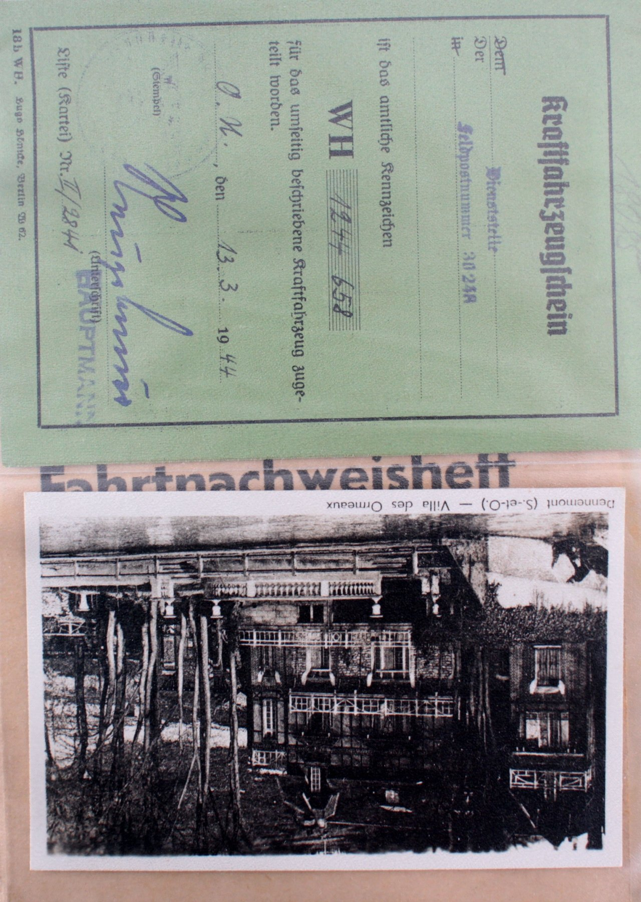 Orden- und Dokumentennachlass-13