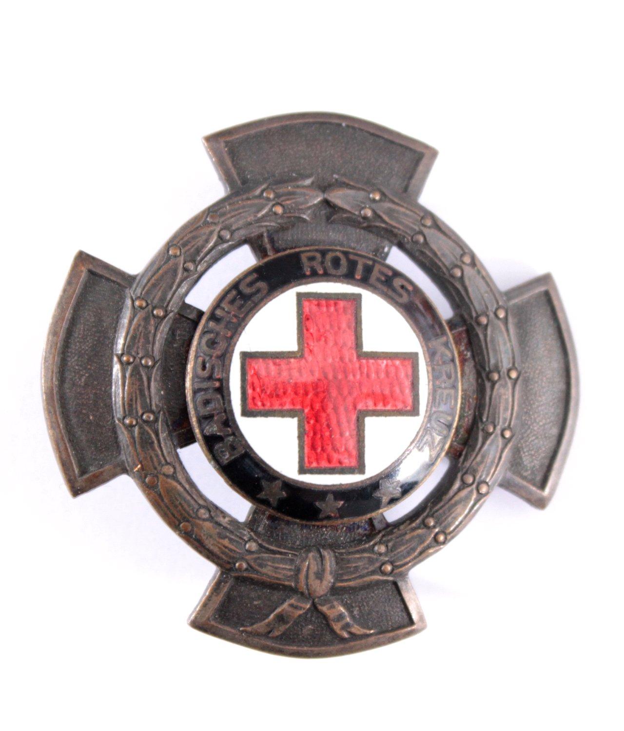 Abzeichen, Badischer Landesverein, Rotes Kreuz, 10 Jahre