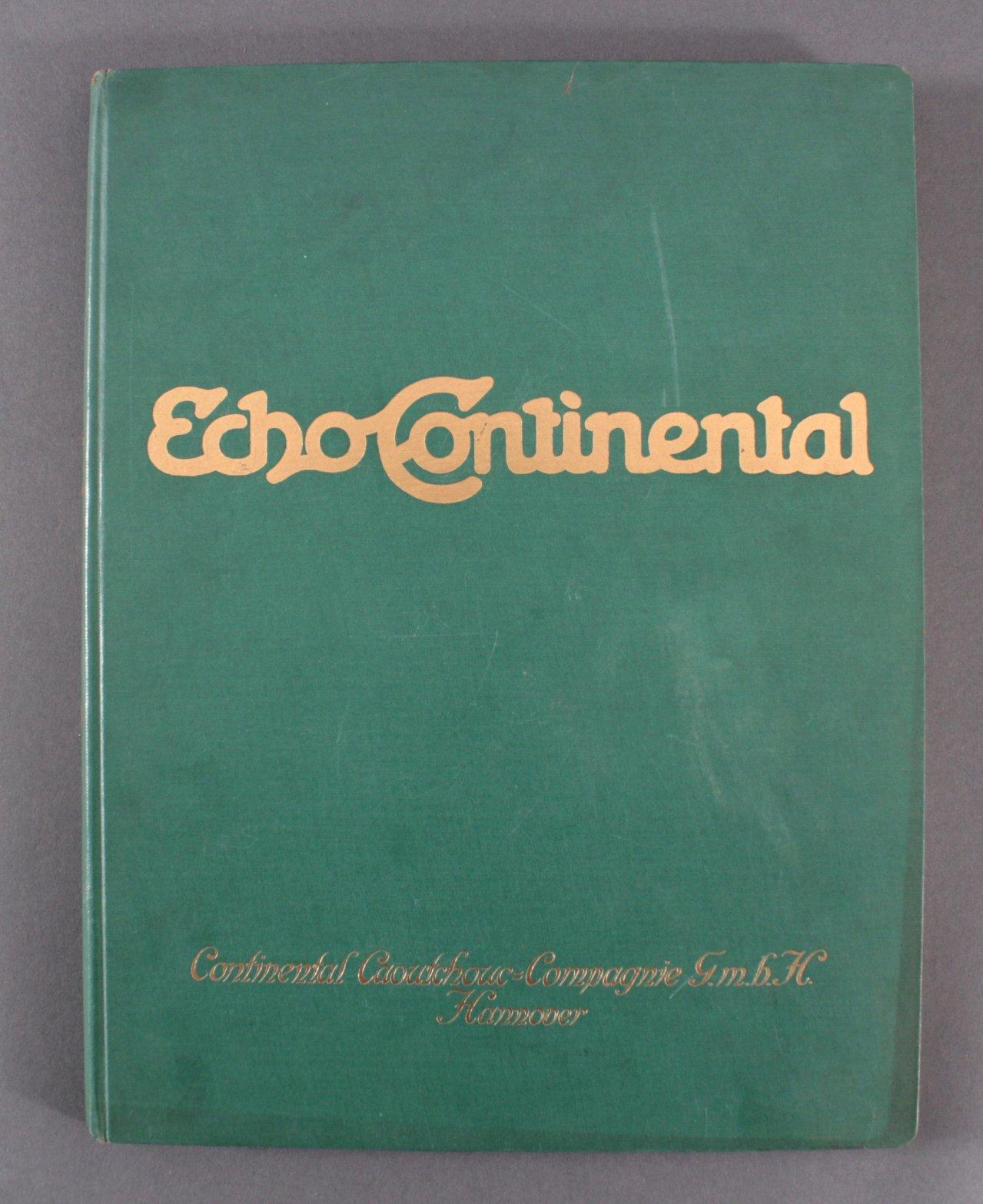 Echo Continental Jahrgang 1930