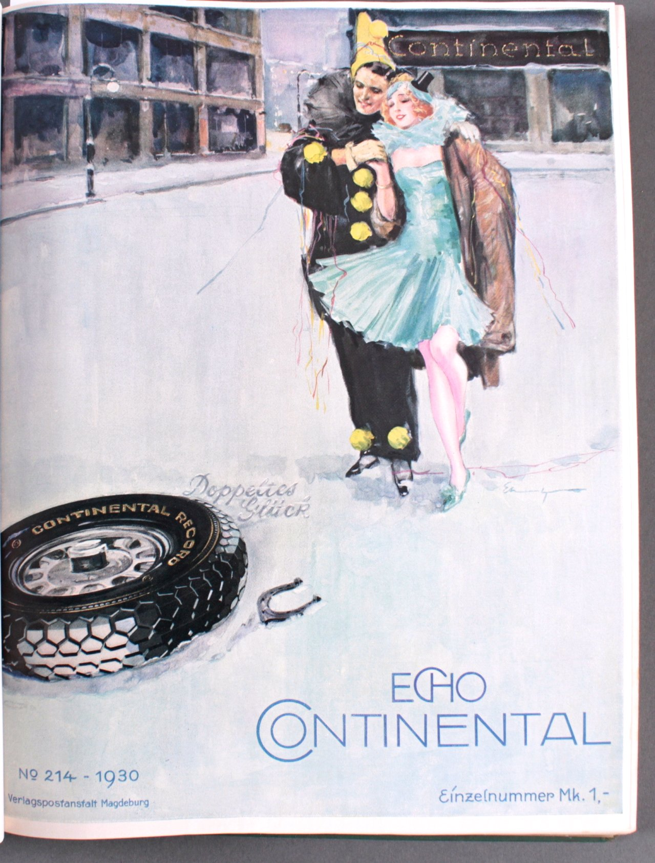 Echo Continental Jahrgang 1930-1