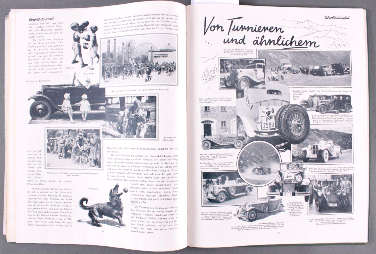 Echo Continental Jahrgang 1930-3